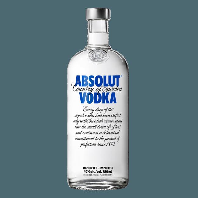 Absolut Vodka - 750ml